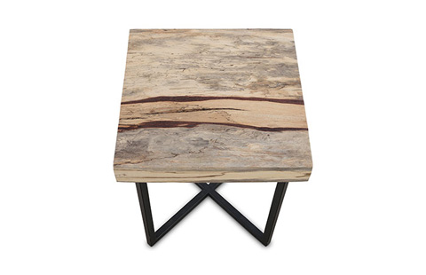 Phillips Collection - Natural Side Table - ID72653