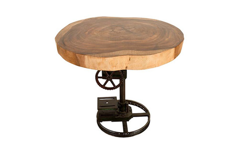 Phillips Collection - Spinning Side Table - ID77519