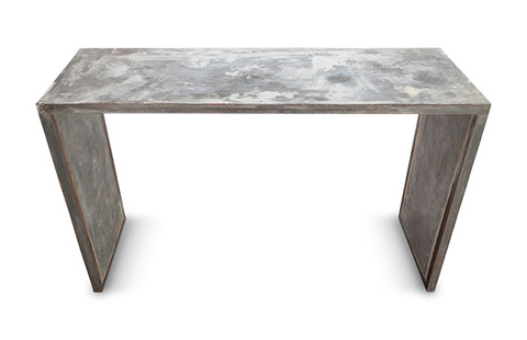 Phillips Collection - Concrete Console Table - PH75862