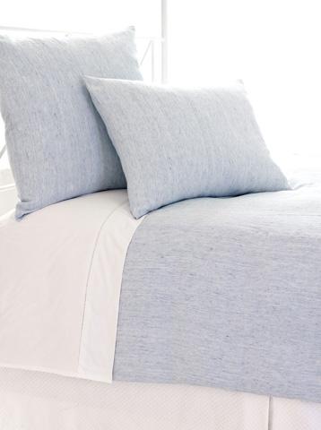 Pine Cone Hill, Inc. - Corsica Linen Sham - Standard - CLSHS