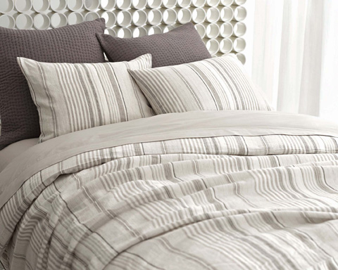 Pine Cone Hill, Inc. - Gradation Linen Duvet Cover - King - GTGDCK