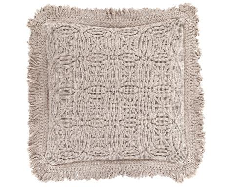 Pine Cone Hill, Inc. - Anka Fossil Decorative Pillow - ANFDP20