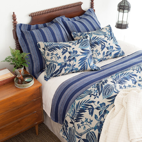 Pine Cone Hill, Inc. - Cameroon Blanket in King - CAMK