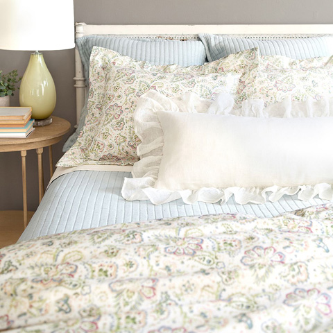 Pine Cone Hill, Inc. - Fiona Duvet Cover in King - FIODCK