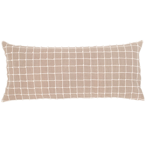 Image of Chadna Linen Decorative Pillow
