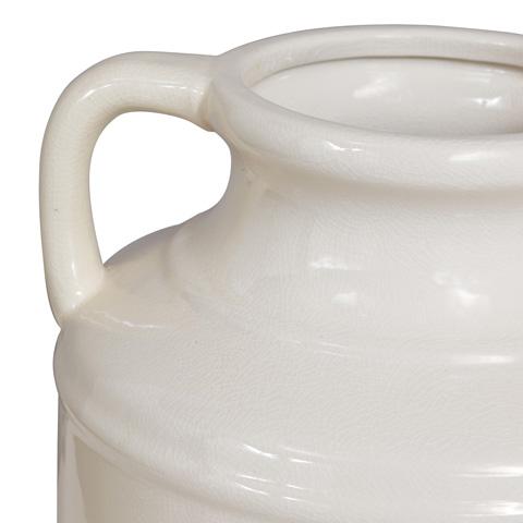 Port 68 - Lantana Ivory Vase - ACBS-218-03