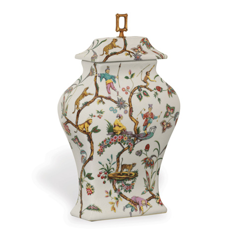 Port 68 - Chinoise Exotique Jar - ACBS-227-03