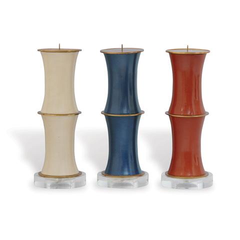 Port 68 - Rivoli Latte Candleholder - ACES-074-04