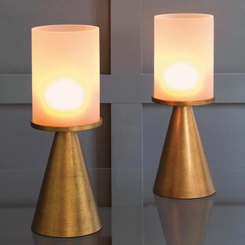 Port 68 - Camden Glass Candleholder (Set of 2) - ACEM-254-06