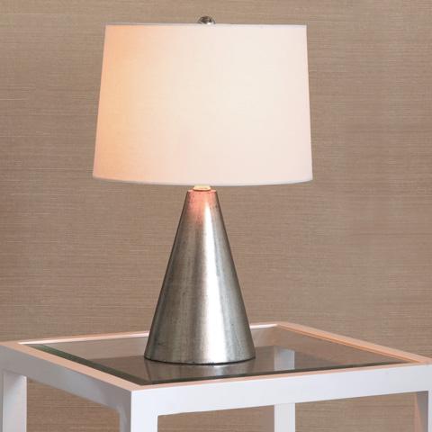 Port 68 - Camden Mini Silver Lamp (Set of 2) - LPAM-254-09