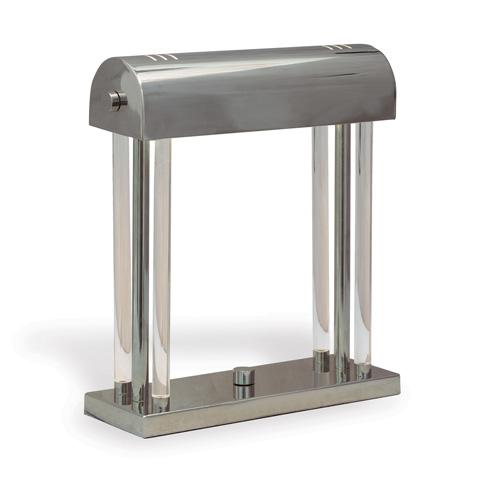 Port 68 - Banker's Nickel Lamp - LPAS-240-03