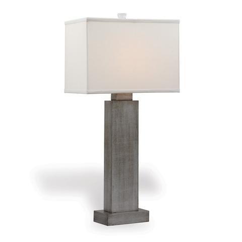 Port 68 - Davis Silver Buffet Lamp - LPAS-254-08