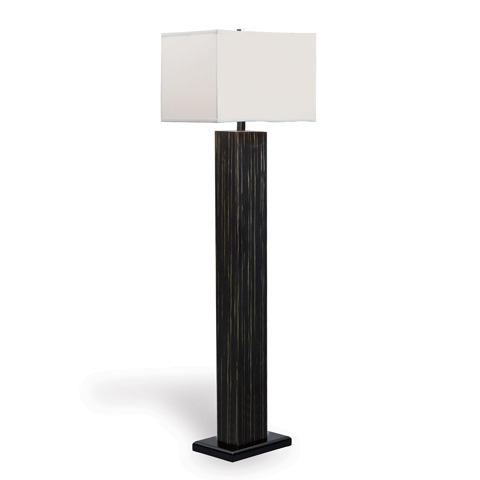Port 68 - Dylan Black Floor Lamp - LPBS-250-10