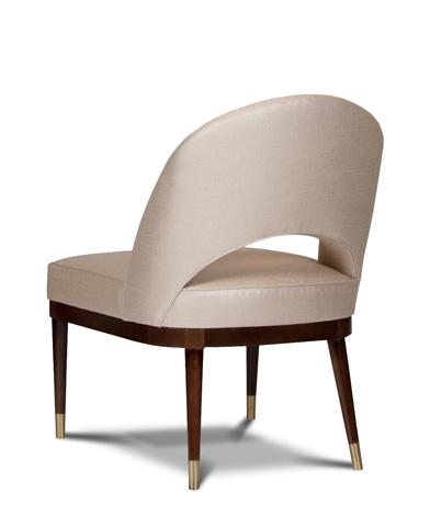 Precedent - Sasha Armless Chair - 3206-A1