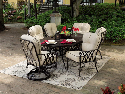 Castelle - Veranda Cushion Chaise Lounge - 4312T