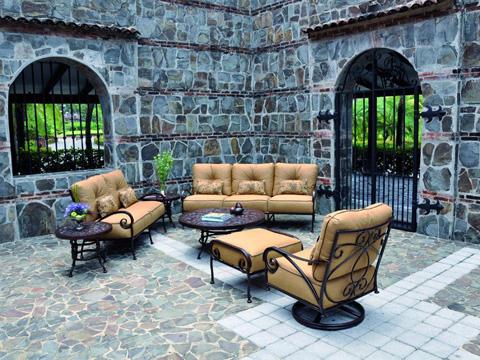 Castelle - Lucerne Cushion Lounge Chair - 4710T