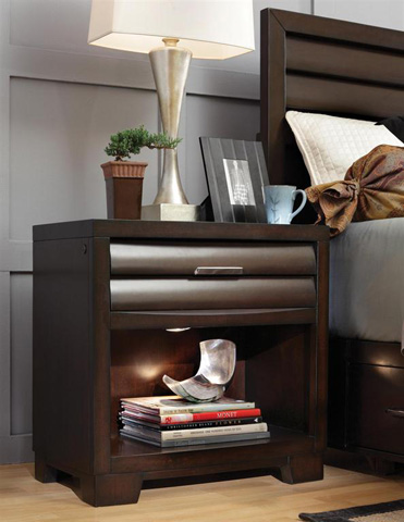 Image of Sable Nightstand