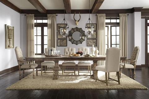 Pulaski - Desdemona Rectangular Table - 201005