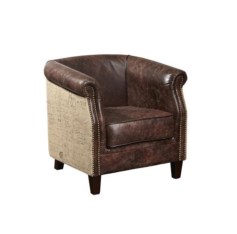 Pulaski - Carson Upholstered Chair - 404009