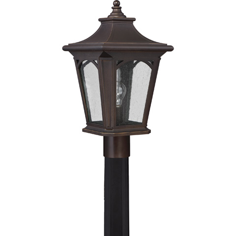Quoizel - Bedford Outdoor Lantern - BFD9010PN