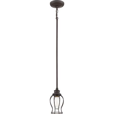 Quoizel - Baroness Mini Pendant - BNS1505WT