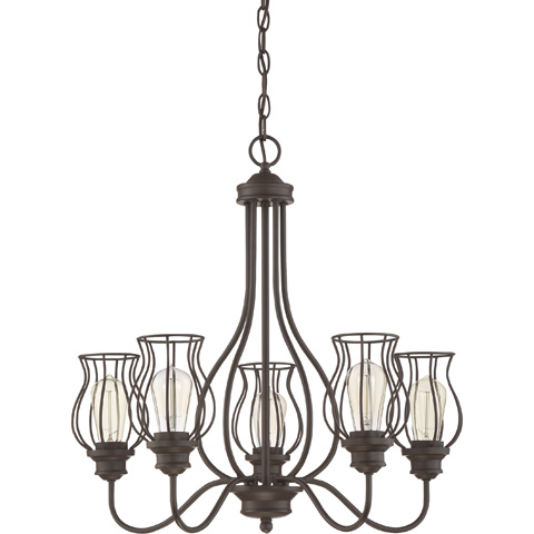 Quoizel - Baroness Chandelier - BNS5005WT