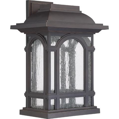Quoizel - Cathedral LED Outdoor Lantern - CATL8411PN