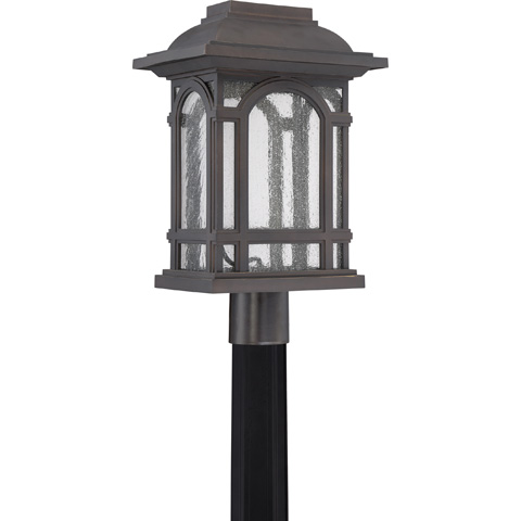 Quoizel - Cathedral LED Outdoor Lantern - CATL9011PN