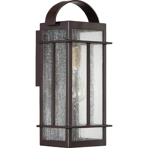 Quoizel - Crestview Outdoor Lantern - CVW8407WTFL