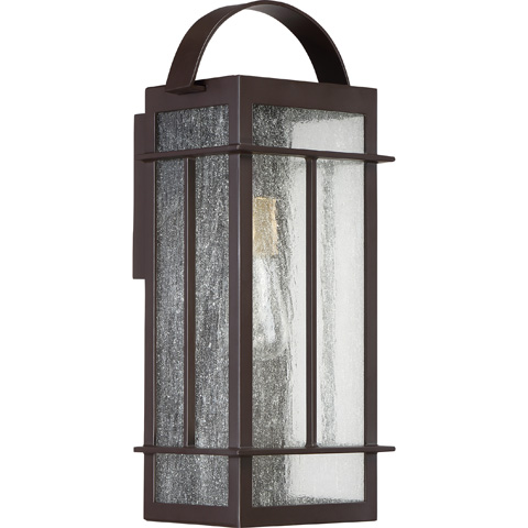 Quoizel - Crestview Outdoor Lantern - CVW8408WTFL