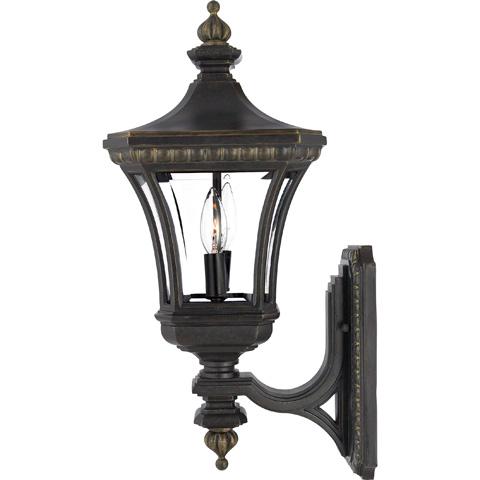 Quoizel - Devon Outdoor Lantern - DE8959IB