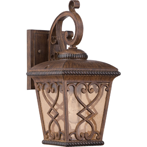 Quoizel - Fort Quinn Outdoor Lantern - FQ8407AW
