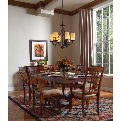 Quoizel - Kyle Chandelier - KY5006IB
