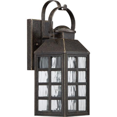 Quoizel - Miles Outdoor Lantern - MLS8405IB