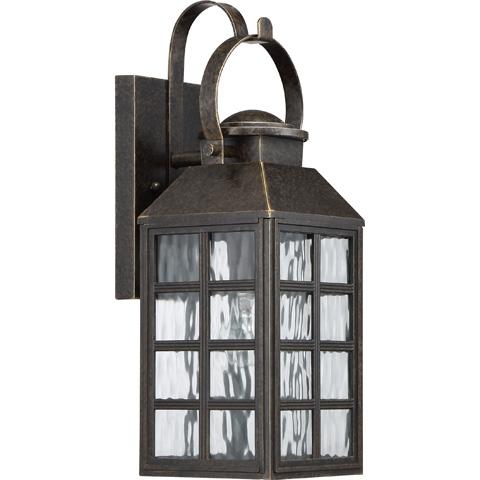 Quoizel - Miles Outdoor Lantern - MLS8406IBFL