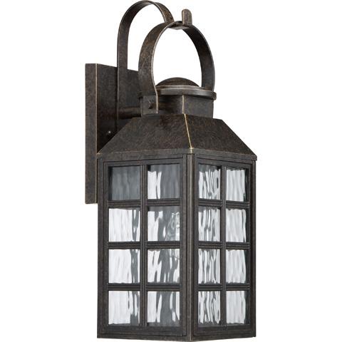 Quoizel - Miles Outdoor Lantern - MLS8407IBFL
