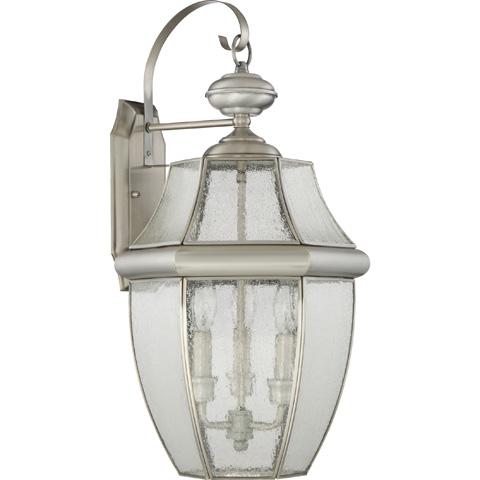 Quoizel - Newbury Outdoor Lantern - NY8412P