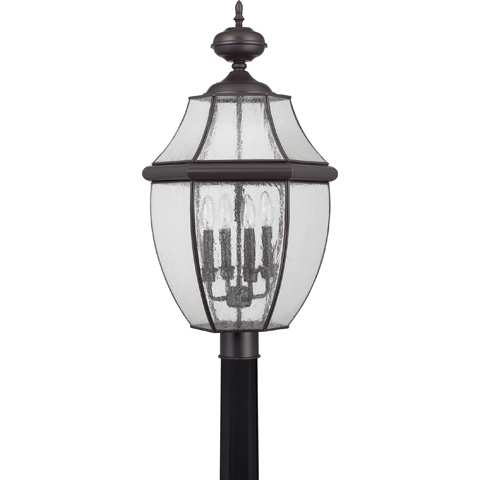 Quoizel - Newbury Outdoor Lantern - NY9016Z