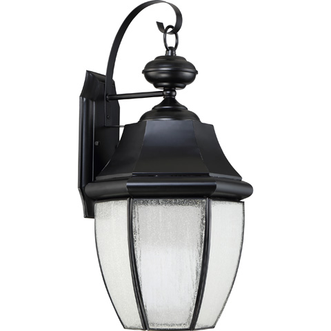 Quoizel - Newbury LED Outdoor Lantern - NYL8411K