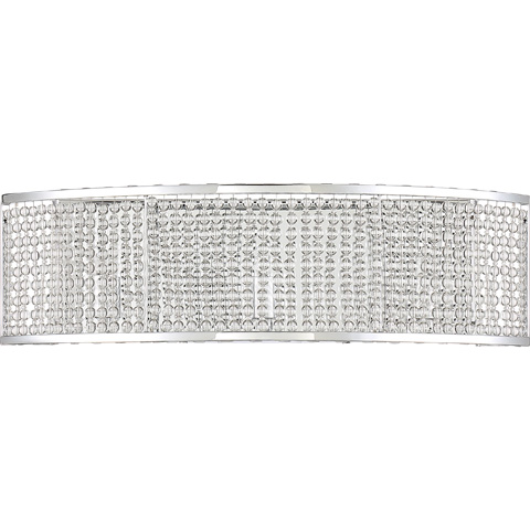 Quoizel - Platinum Collection Lacombe Bath Light - PCLC8603C