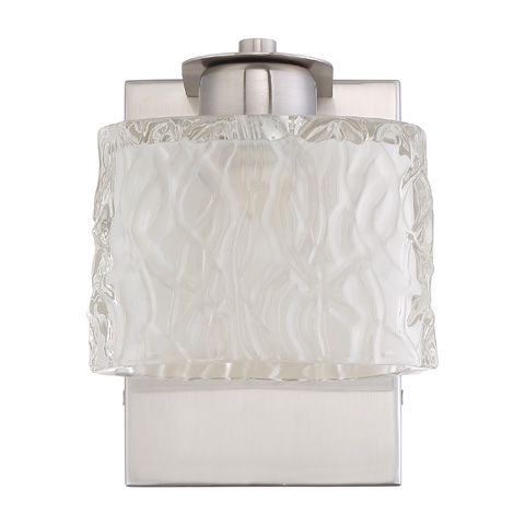 Quoizel - Platinum Collection Seaview Bath Light - PCSW8601BN