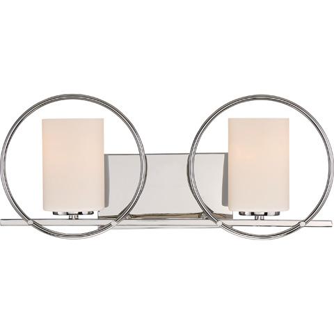 Quoizel - Parallel Bath Light - PRL8602PK