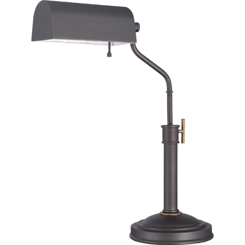 Quoizel - Quoizel Portable Lamp Table Lamp - Q1889TOI