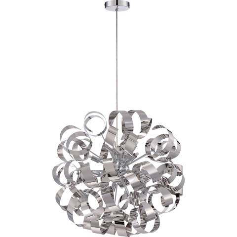 Quoizel - Ribbons Foyer Piece - RBN2823C