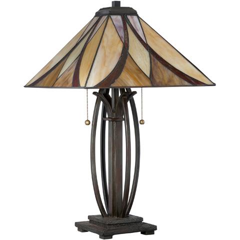 Quoizel - Asheville Table Lamp - TF1180TVA
