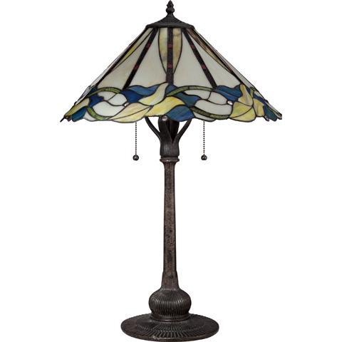 Quoizel - Tiffany Table Lamp - TF1848TIB