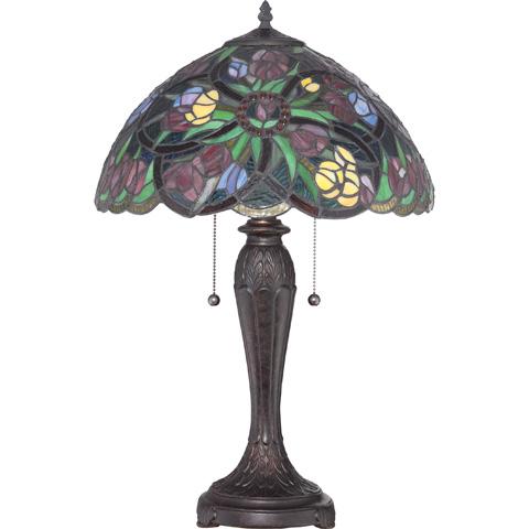 Quoizel - Tiffany Table Lamp - TF1868T