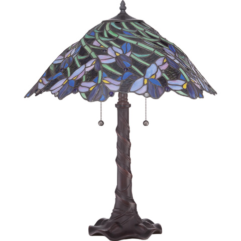 Quoizel - Tiffany Table Lamp - TF1873T