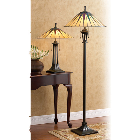 Quoizel - Gotham Table Lamp - TF6668VB