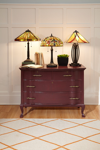 Quoizel - Kami Table Lamp - TF878T